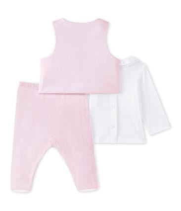 Baby girls' 3-piece set