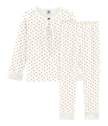 Girls' Tube Knit Pyjamas