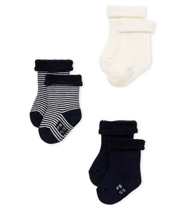 Unisex baby socks - 3-pack