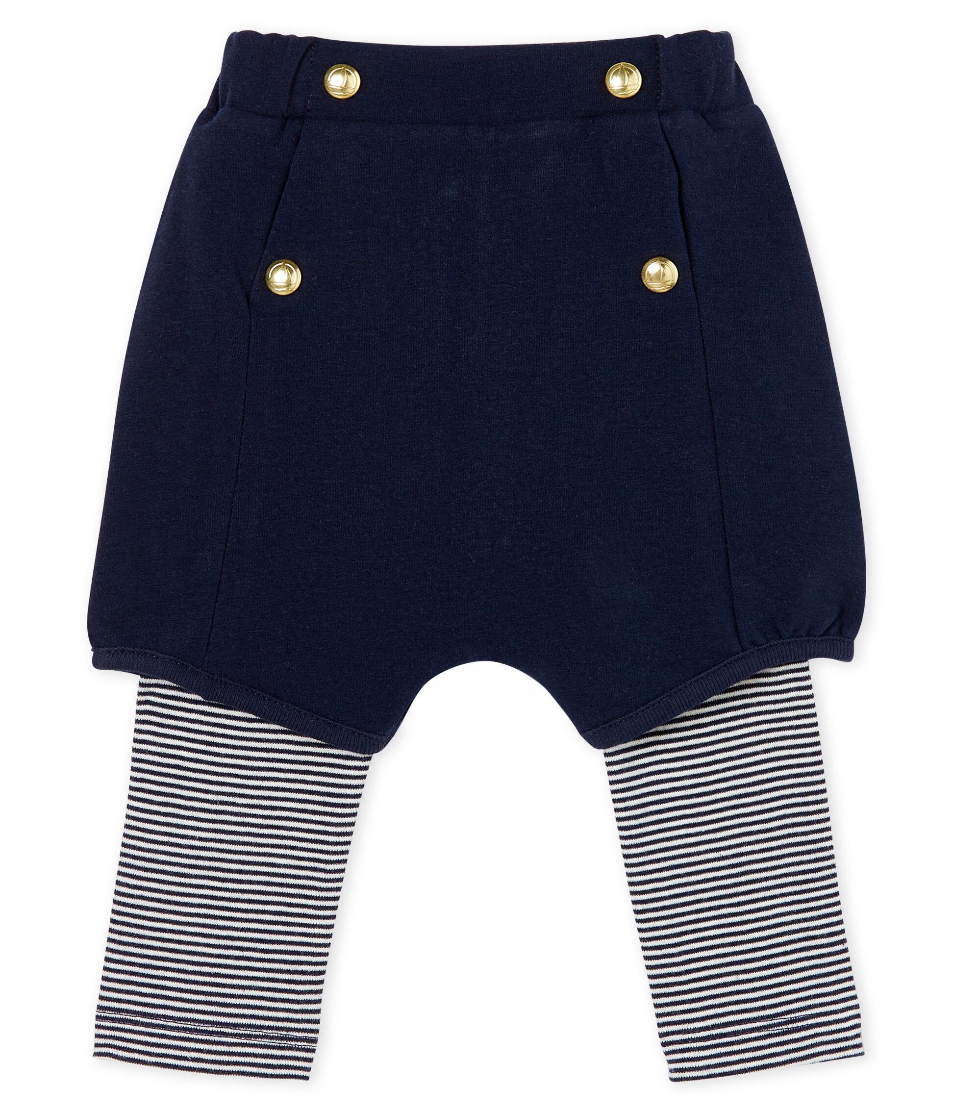 Petit Bateau Baby Girls Leggings