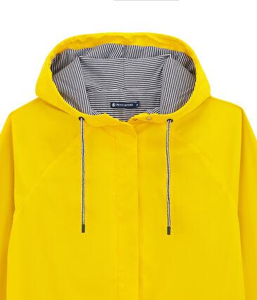 women's parka raincoat