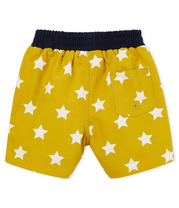 Baby boys' printed beach shorts
