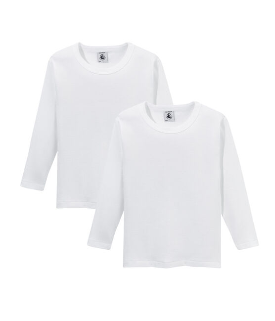 Boys' Long-Sleeved T-Shirt - 2-Piece Set . set