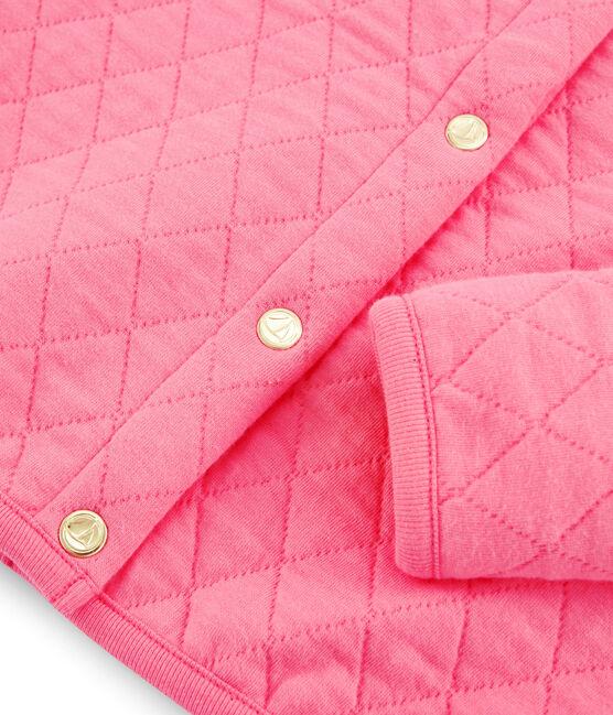 Girls' Cardigan Cupcake pink