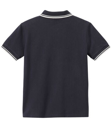 Boys' Short-sleeved Polo Shirt