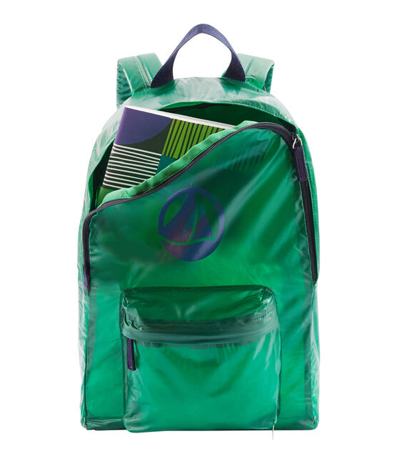 Children's backpack Prado green