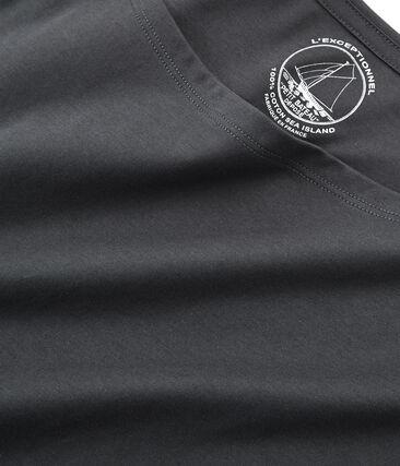 Women's short-sleeved sea island cotton t-shirt