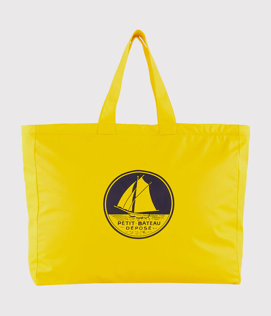 Iconic tote bag Jaune yellow