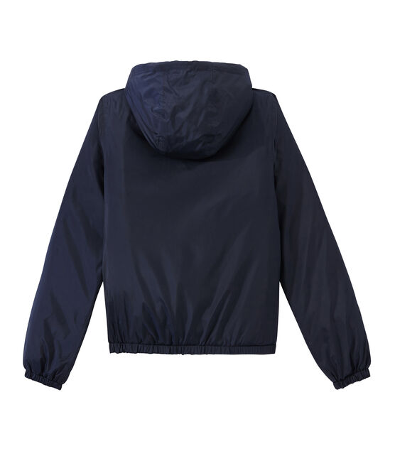 Unisex Warm Windbreaker Smoking blue