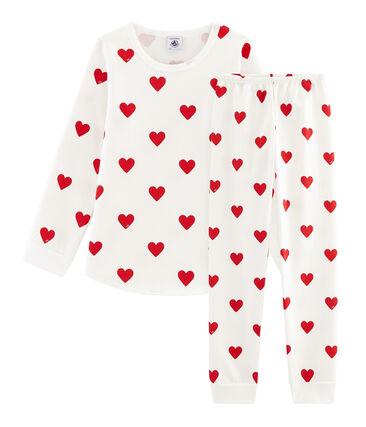 Girls' Fleece Pyjamas