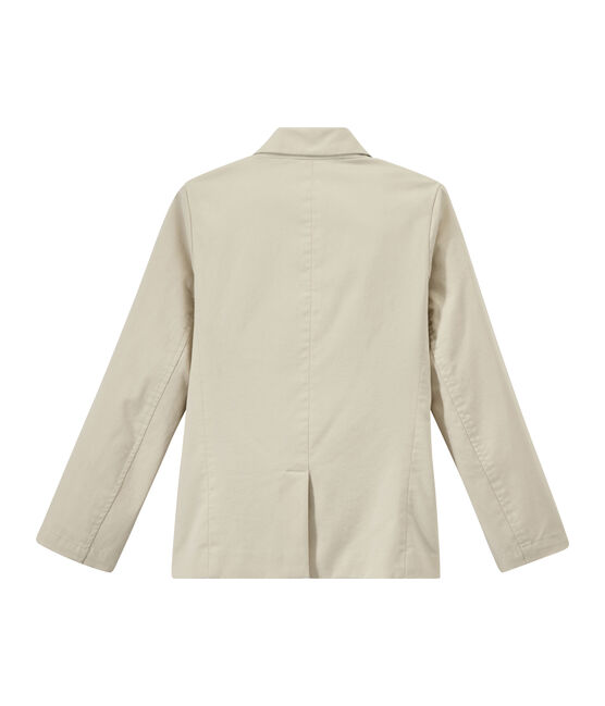 Boys' Jacket Feta white