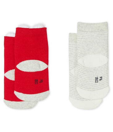 Unisex Babies' Socks - 2-Piece Set