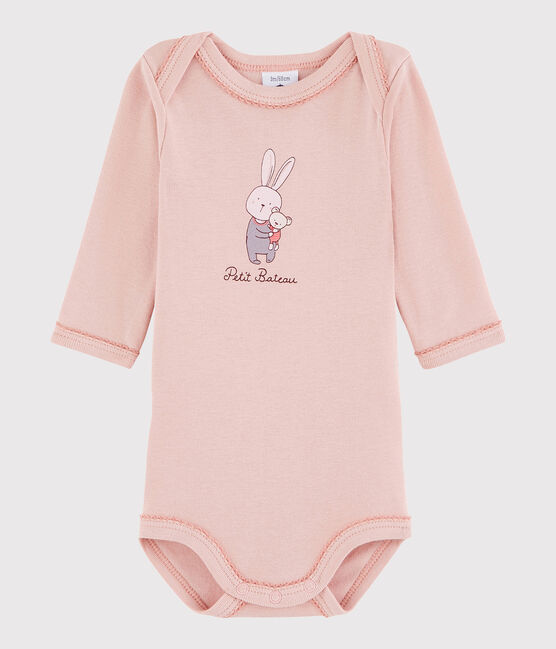 Baby Girls' Long-Sleeved Bodysuit SECRET