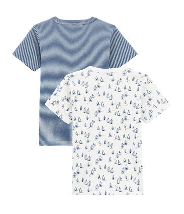 Little boy's short-sleeved tee-shirtduo