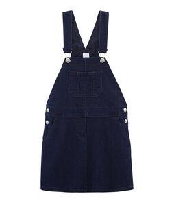 Girls' Dungaree Dress