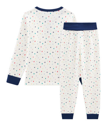 Boys' High-Rise Fleece Pyjamas