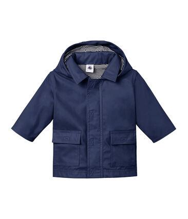 Baby's iconic raincoat