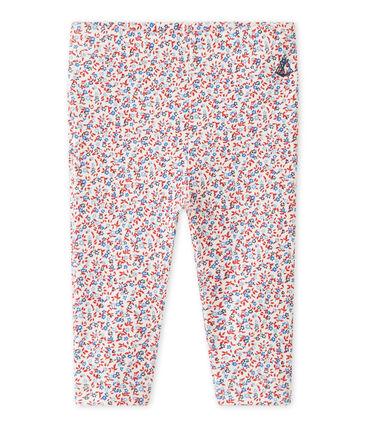 Baby girl's print leggings