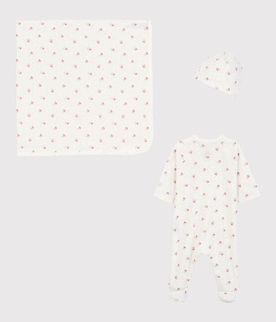 Babies' Little Bird Organic Cotton Newborn Gift Set . set