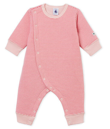 9504ceb325ecd Baby Boys' Tube-Knit Footless Sleepsuit | Petit Bateau