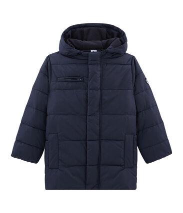 Boys' Down Coat Smoking blue