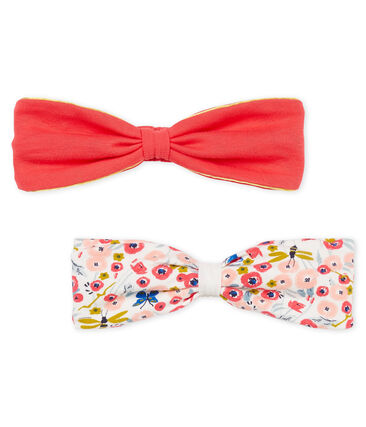 Baby girls' headbands - pack of 2