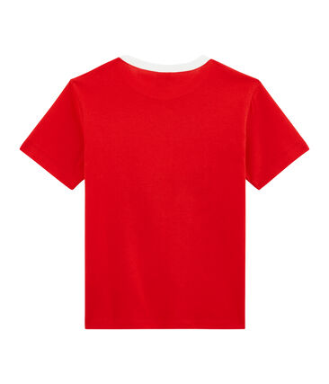 Boys' T-Shirt Terkuit red