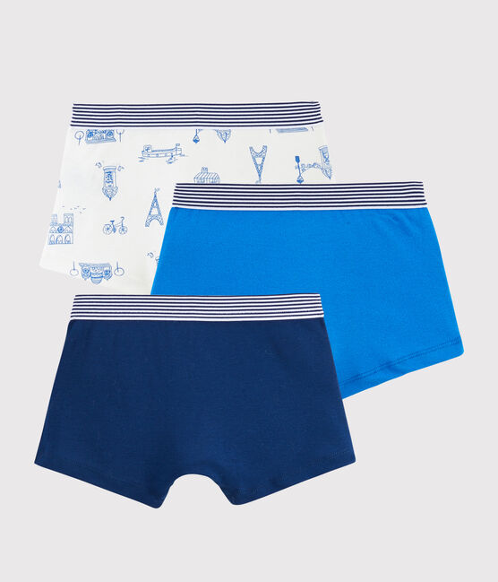 Boys' Paris Boxer Shorts - 3-Piece Set . set