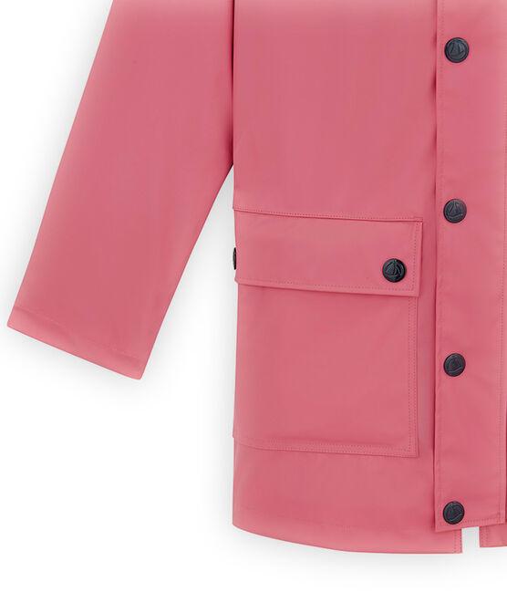 iconic mixed raincoat CHEEK
