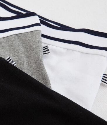 Set of 3 pairs of men's boxers