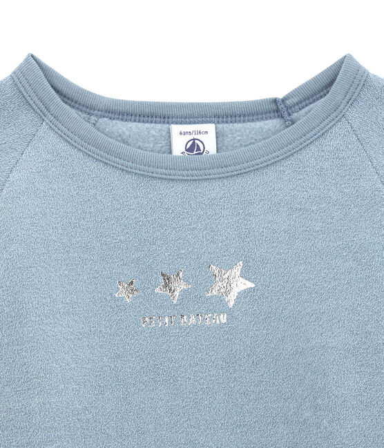 Little boy's pyjamas Astro blue