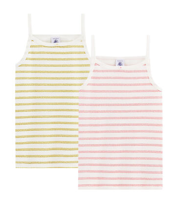 Girls' Strappy Top - 2-Piece Set . set