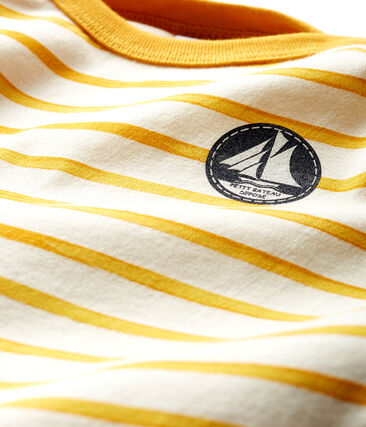 Baby Boys' Striped Long-Sleeved T-Shirt
