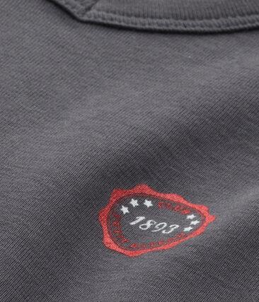 Boy's patterned V-neck tee