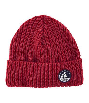 Unisex Woolly Hat Terkuit red