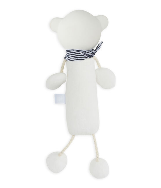 bear whistle Ecume white