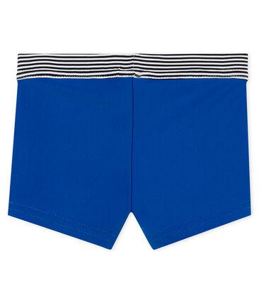 Baby boys' plain swimming trunks