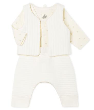 Baby Tube Knit Clothing - 3-piece set