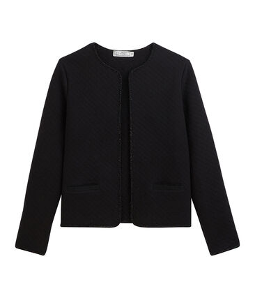 Women's Tube Knit Cardigan Jacket