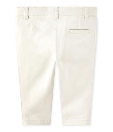 Baby boy's gabardine pants