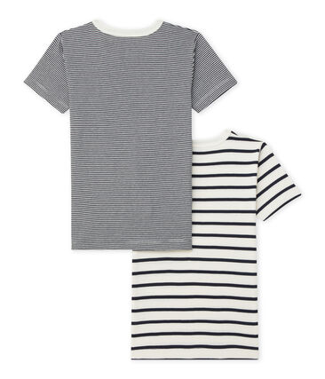 Boys' Short-sleeved T-shirt - Set of 2