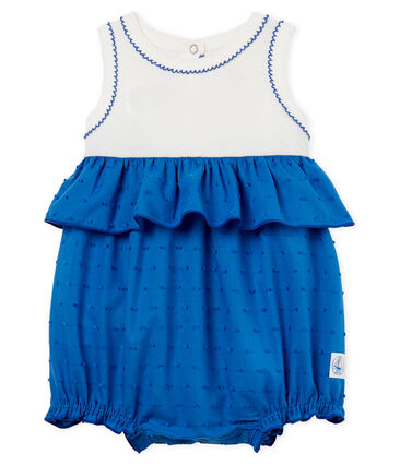 Baby girls' playsuit