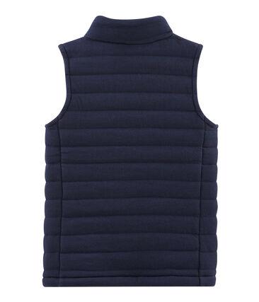 Unisex Children's Sleeveless Jacket Smoking blue