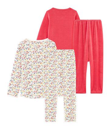 Girls' Pyjamas - 2-Piece Set