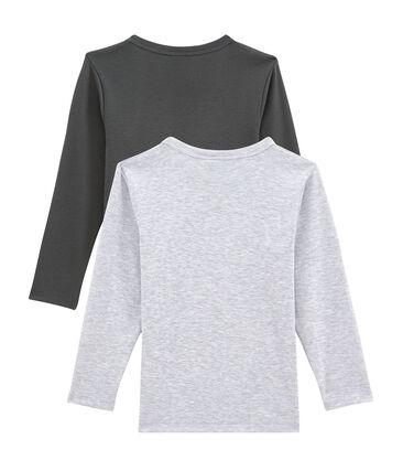 Little boy's long sleeved tee-shirtduo