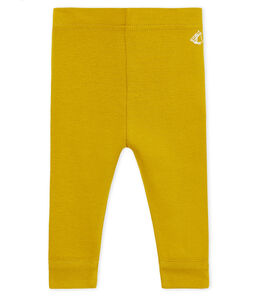 Baby girls' plain leggings