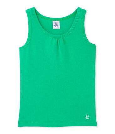 Girls' vest top
