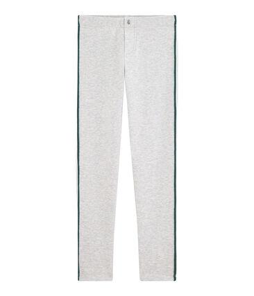 Girls' Jeggings Beluga grey
