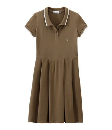 Dress inspired by the polo