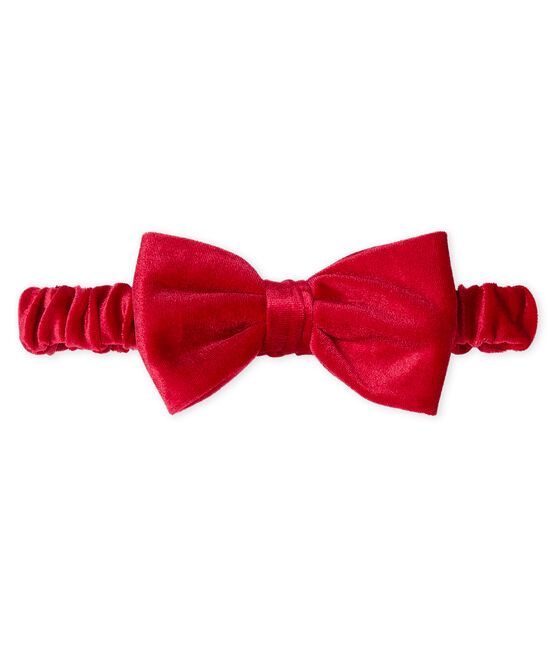 Girls' Hairband Terkuit red